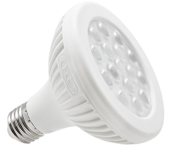 L�mpada Par 30 Branca Super LED 15W Bivolt