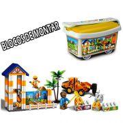 Blocos de Montar Toy Machine Cidade MC166026 N�:222-S12