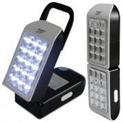 Lumin�ria de Emerg�ncia LED Lanterna Multifun��o LED-752 com 30 LEDS
