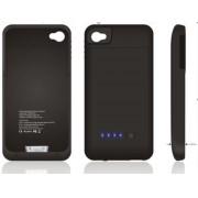Capa Carregadora para iPhone 4  e 4s - Bateria Extra - Frete Gr�tis