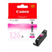 Cartucho de tinta Canon Elgin CLI-126 M MG5210, MG6110, iP4810, PRO9000 / PRO9000 Mark II