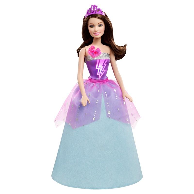 Boneca Barbie Super Amiga Corinne Super Princesa - Mattel