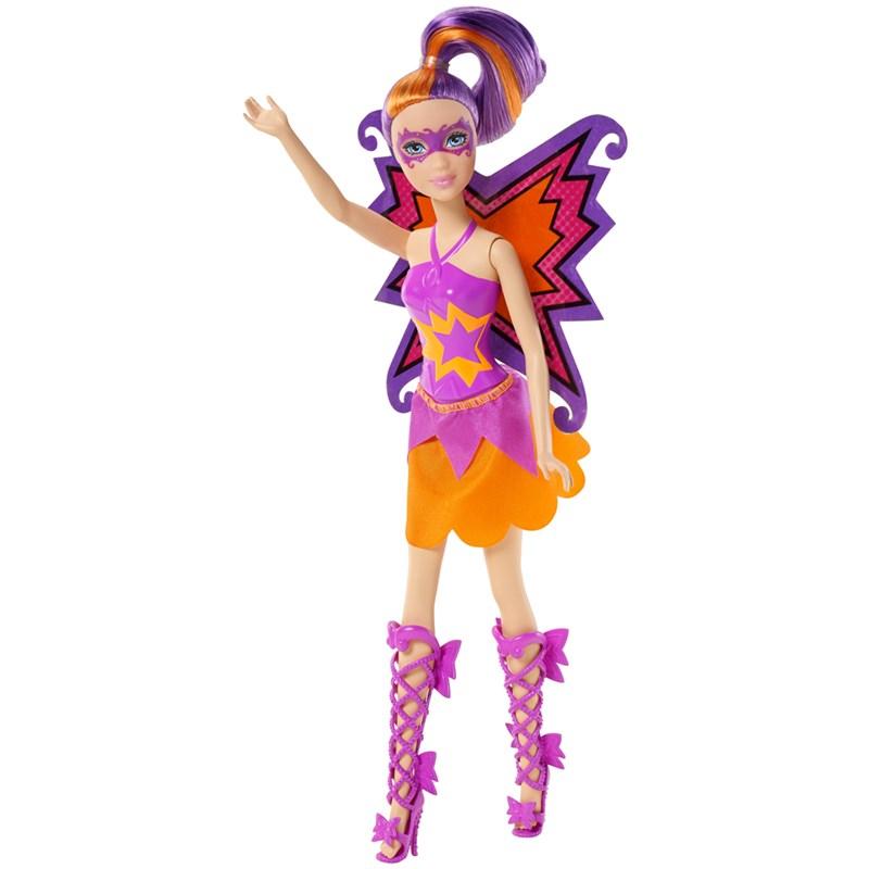 Boneca Barbie Super Princesa G�meas Maddy Roxa - Mattel