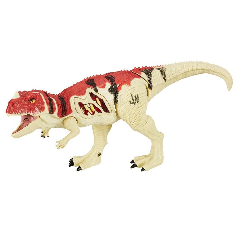 Boneco Jurassic World Dino Com Luz Ceratosaurus - Hasbro