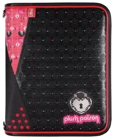 Fich�rio Universit�rio Plush Poison Top
