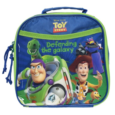 Lancheira Escolar Toy Story Defending The Galaxy - Dermiwil