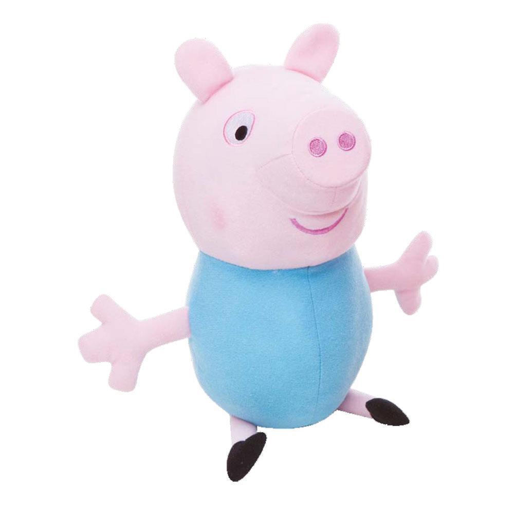 Pel�cia Peppa Pig George - Estrela