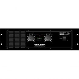 MK2.0 - Amplificador Est�reo 2 Canais 2000W MK 2.0 - Mark Audio