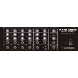 PM6800 - Cabe�ote Multiuso 6 Canais PM6 800 Mark Audio