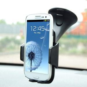 Kit Suporte veicular para Smartphones 4 a 5.7� -  Samsung - Original Samsung
