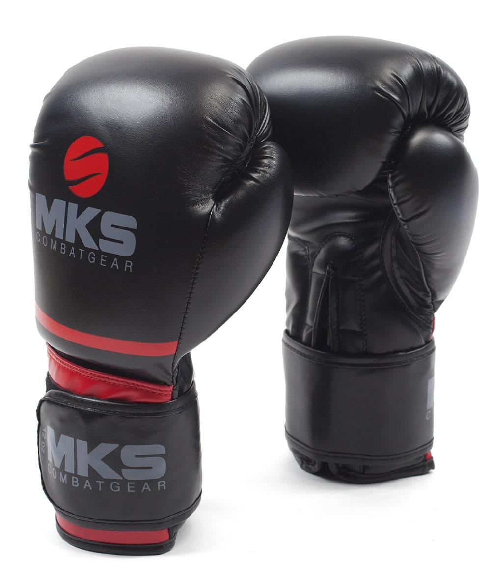 Luva de Boxe MKS Champions Pro