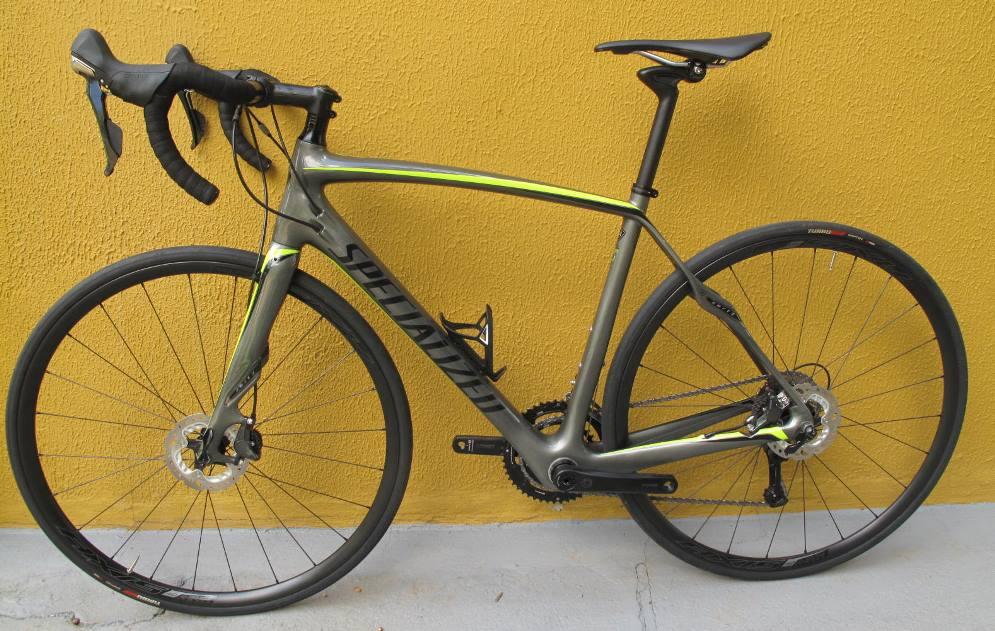 Bicicleta Specialized Roubaix SL4 Comp Disc 54cm (Seminova)