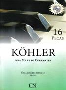 M�todo L. Kohler �rg�o Eletr�nico 16 Pe�as - Ana Mary Cervantes