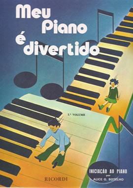 M�todo meu Piano � Divertido - Volume I
