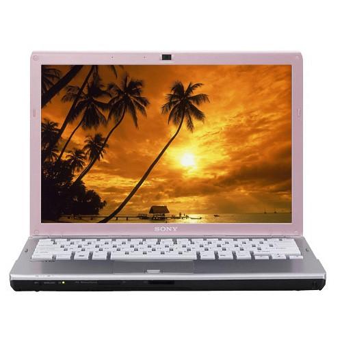 Notebook Sony Vaio Rosa 13