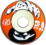 Roda de Skate - Parts 51 mm + jogo de rolamento abec 13