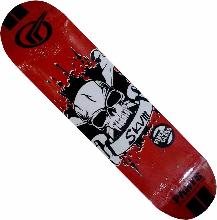 Shape de Skate Parts SKVII. - GR�TIS A LIXA