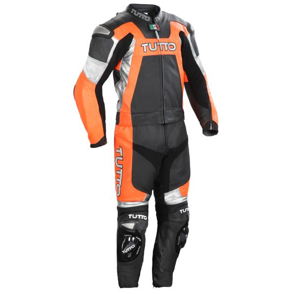 Macac�o Tutto Titanium Fluor - 2 pe�as  - Super Bike - Loja Oficial Alpinestars