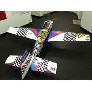 Aeromodelo Gianrt a Gasolina escala 33% com motor 80cc-Impec�vel