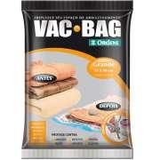 Saco A V�cuo Protetor e Organizador - VAC BAG 55 X 90 - Grande