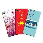 Capa Personalizada Exclusiva Sony Xperia M5 E5603 E5606 E5633 E5643