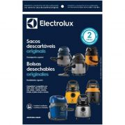 Kit Saco Descartavel FLEX 03 PCS - ELECTROLUX