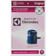 Kit Saco Descartavel FLEX 03PCS - ELECTROLUX