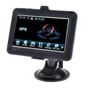 Tv Automotiva 5 Digital Qtec C/gps A Olimpiada No Seu Carro