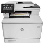 Multifuncional HP Color LaserJet Pro MFP M477FNW Wireless