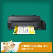 Impressora Epson L1300 sem Tinta