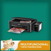 Multifuncional Epson L220 c/ Bulk + 400ml Tinta Pigmentada