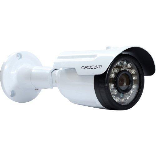 Camera Infravermelho 15M 24 LEDS 1 / 3 ´ ´ AHD 1 MP 3.6MM NC524 Branco Neocam
