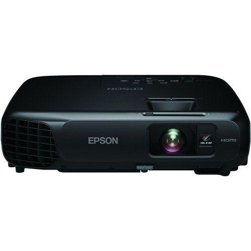 Projetor Epson Powerlite X24+ Preto Com 3500 Lumens V11h553021