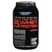 Ultimate 5 Whey Protein - 900g - Probi�tica