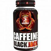 Caffeine Black Jack - 90 C�psulas - MidWay