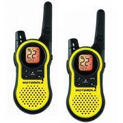 Radio TALK About Motorola MH230 UR 37KM PRETO/AMARELO