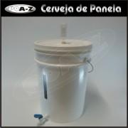 Balde Fermentador Completo - 22 litros