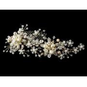 Arranjo para noiva - Pura Eleg�ncia com cristais Swarovski