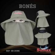 Chap�u Sumax com prote��o UV e protetor de ombros - SB-1308K
