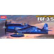 F6F-3/5 Hellcat - 1/72 - Academy 12481