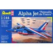 Alpha Jet Patrouille de France - 1/144 - Revell 04014
