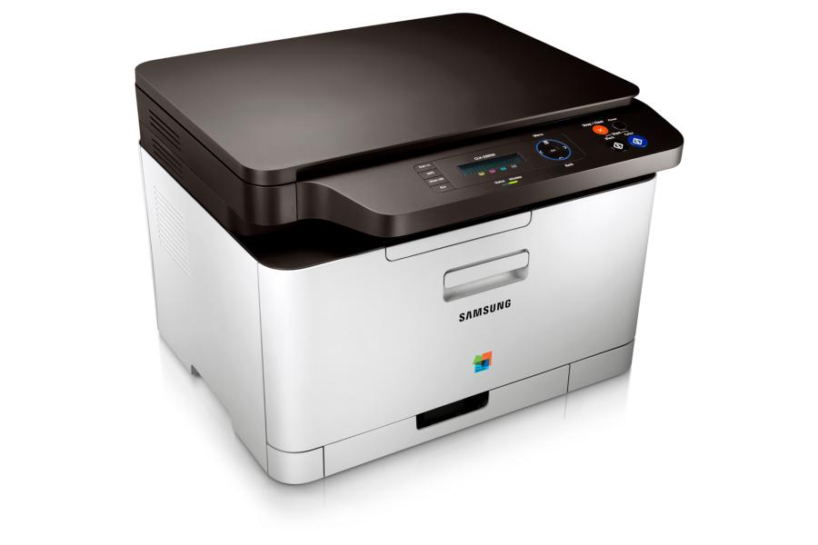impressora multifuncional laser colorida samsung clx 3305w wireless impressora copiadora e. Black Bedroom Furniture Sets. Home Design Ideas