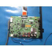 SINAL/PRINCIPAL LG EAX64910705(1.1) / EBT62496001 MODELO 42LA6130 COM TODOS OS CABOS. NOVA