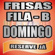 Frisa    Fila B (Domingo 26/02/2017)