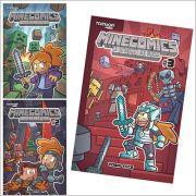 Minecomics: A Amea�a de Zork