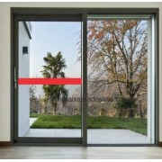 402 - Faixa de seguran�a para vidro com 10cm - Escolha a cor