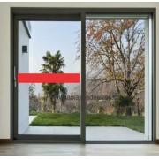 403 - Faixa de seguran�a para vidro com 15cm - Escolha a cor