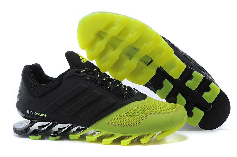 adidas springblade 2 preto e verde