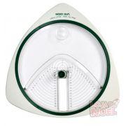 Cortador Circular Guilhotina Refiladora Corta C�rculos 2,4 a 15,3cm + 4 L�minas