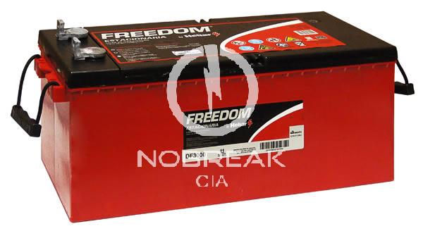 Bateria Estacion�ria 180 Ah Freedom DF 3000